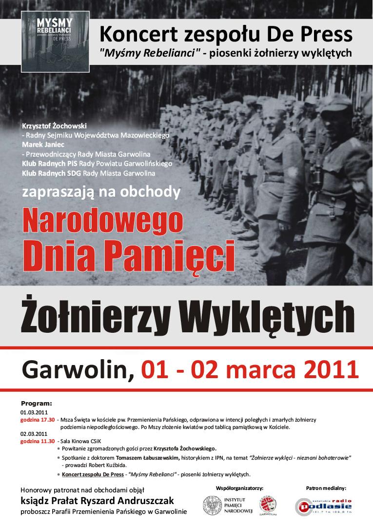 Garwolin 2011