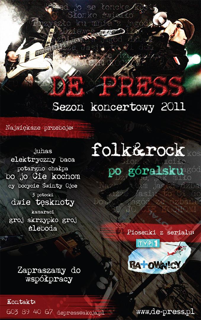 Sezon Koncertowy 2011