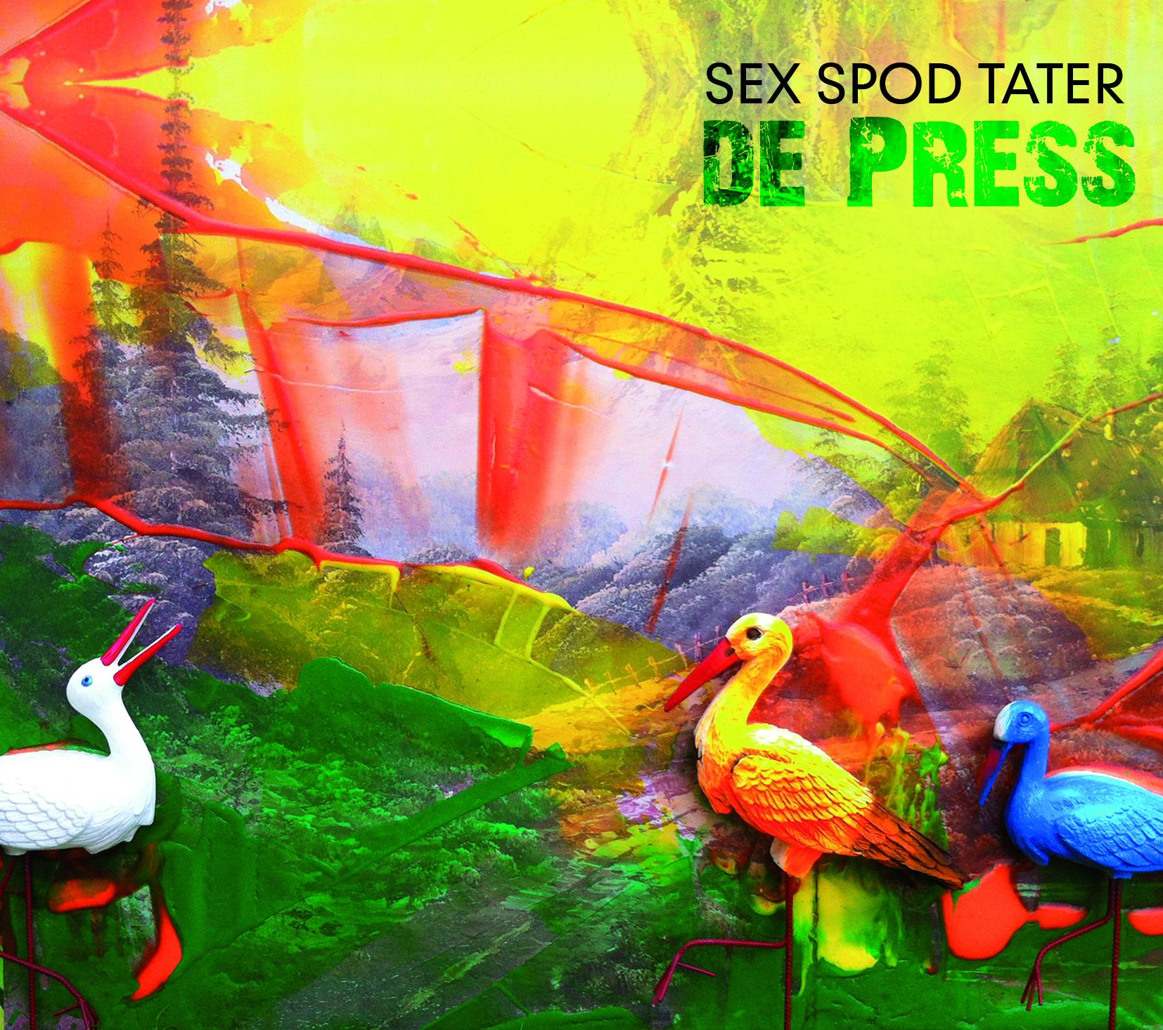 Nowa płyta 2013! Sex spod Tater!
