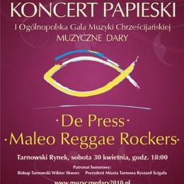 Koncert Papieski w Tarnowie