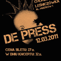 Koncert w Leśniczówce – 12.03.2011
