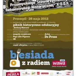 V-lecie działalności Przemyskiego Stowarzyszenia Rekonstrukcji Historycznej