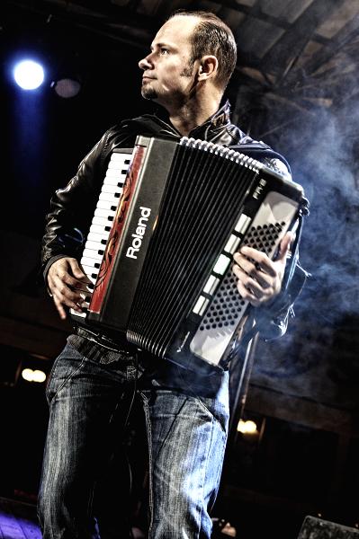 Tomasz Urbański - akordeon