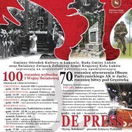Siedemdziesiąta rocznica bitwy pod Gręzówką – ZS Gręzówka