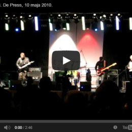 Guziki. Koncert w Warszawie (10 maja 2010)