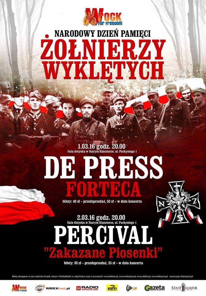 Żołnierze Wyklęci 1.03.2016